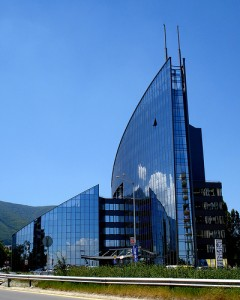 Бизнес сграда