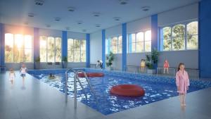 басейн за децата