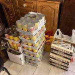 Храна за дарения
